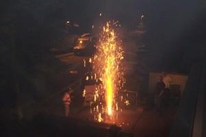 Kleinfeuerwerk