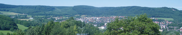 Panorama - Bad Driburg