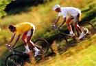 Downhill, Mountainbike, Radfahren