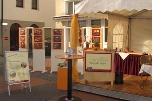 Messestand Driburg Verwöhnt