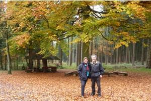 Herbstwanderung Gewinner Bad Driburg verwöhn