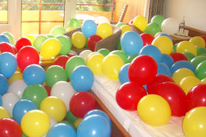 600 Luftballons
