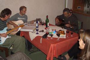 Multikulturelle Musikfreuden