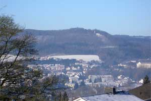Panorama Schnee